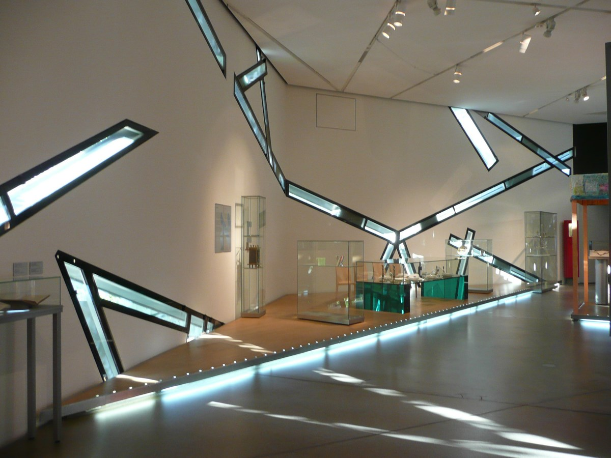 Examples of innovative use of Natural Light-Jewish Museum -3