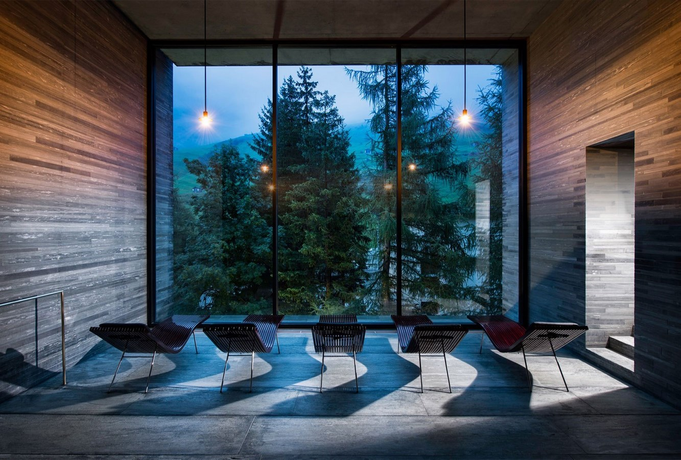 Examples of innovative use of Natural Light-The Thermal Bath -1