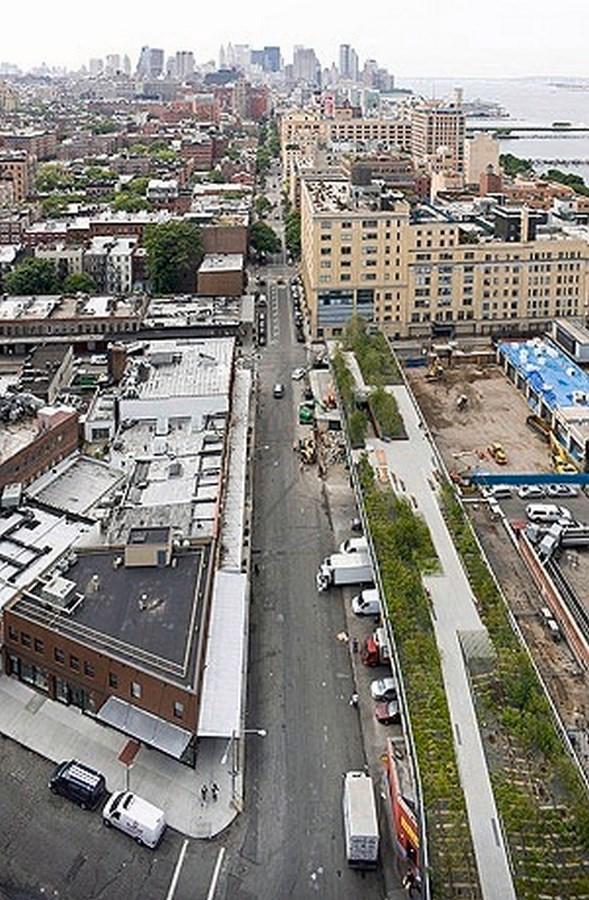 High line, Manhattan, New York - Sheet5
