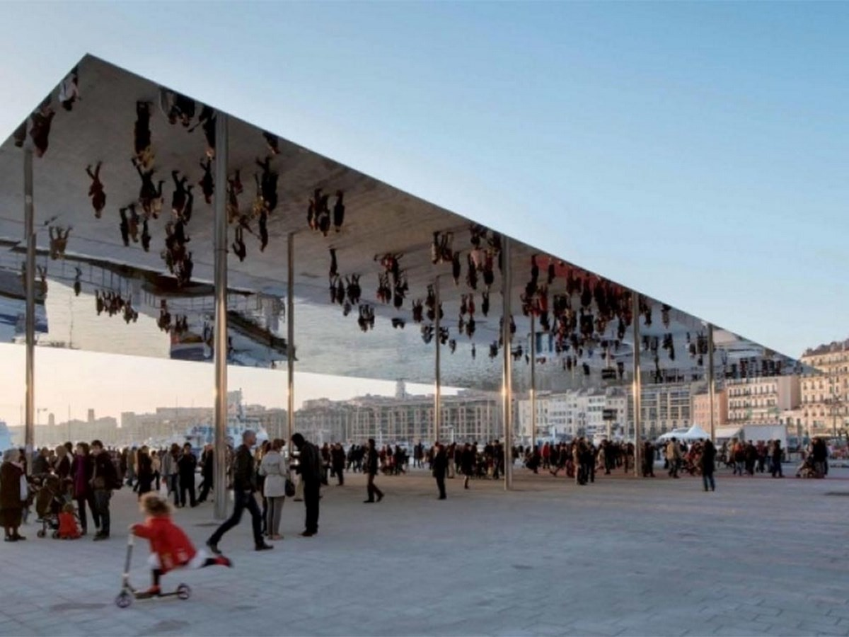 Redevelopment of the Old Port, Marseille, France - Sheet1