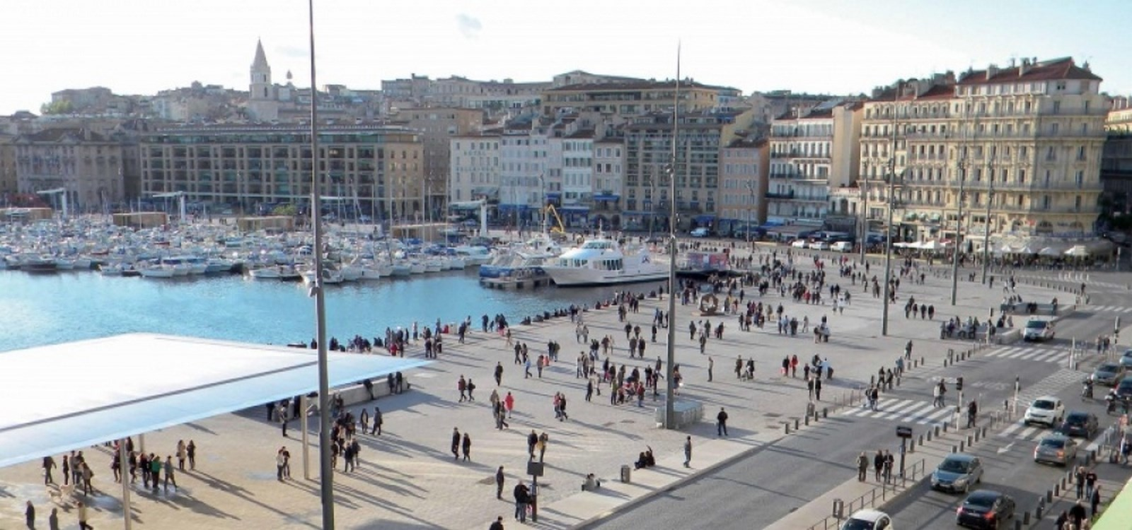 Redevelopment of the Old Port, Marseille, France - Sheet2