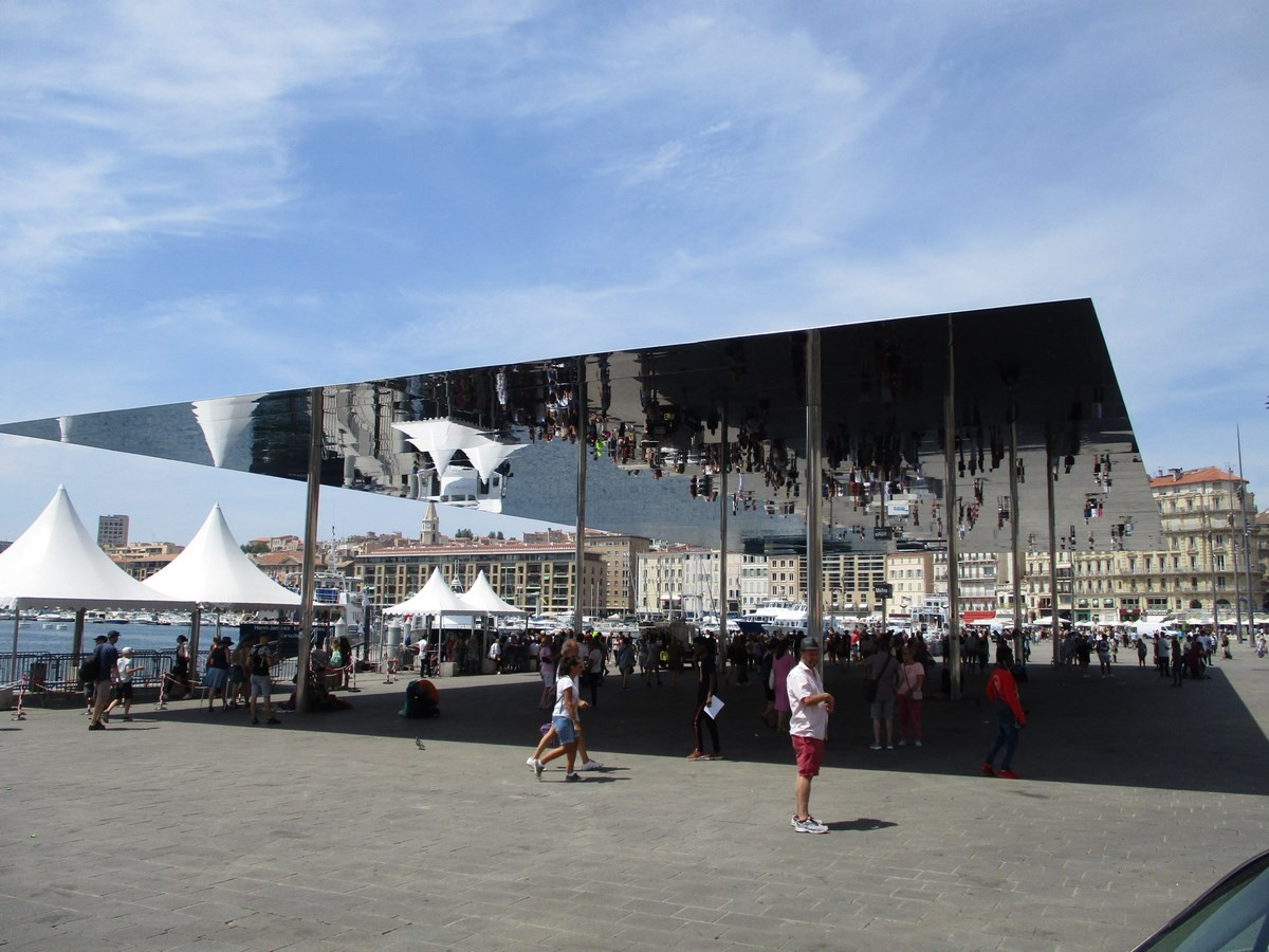Redevelopment of the Old Port, Marseille, France - Sheet3