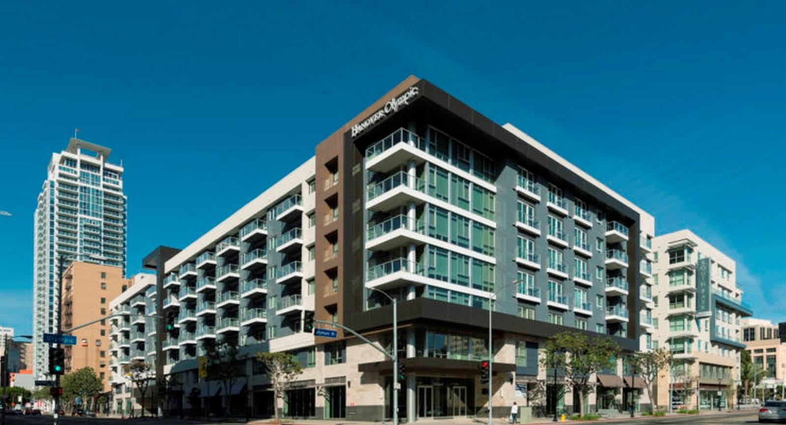 Hanover Olympic Building - Sheet2