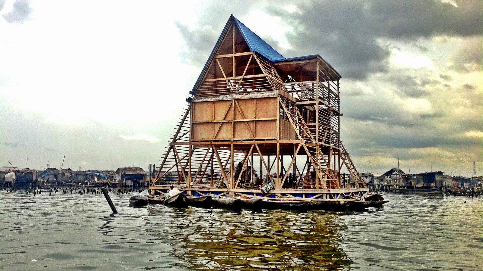 Makoko Floating School - Sheet2