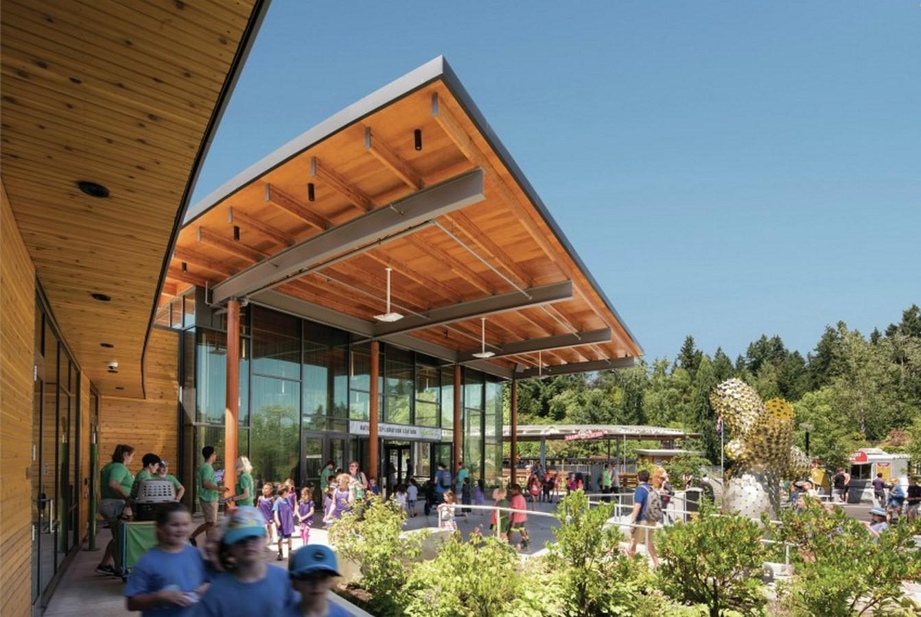 Oregon Zoo Education Centre - Sheet1