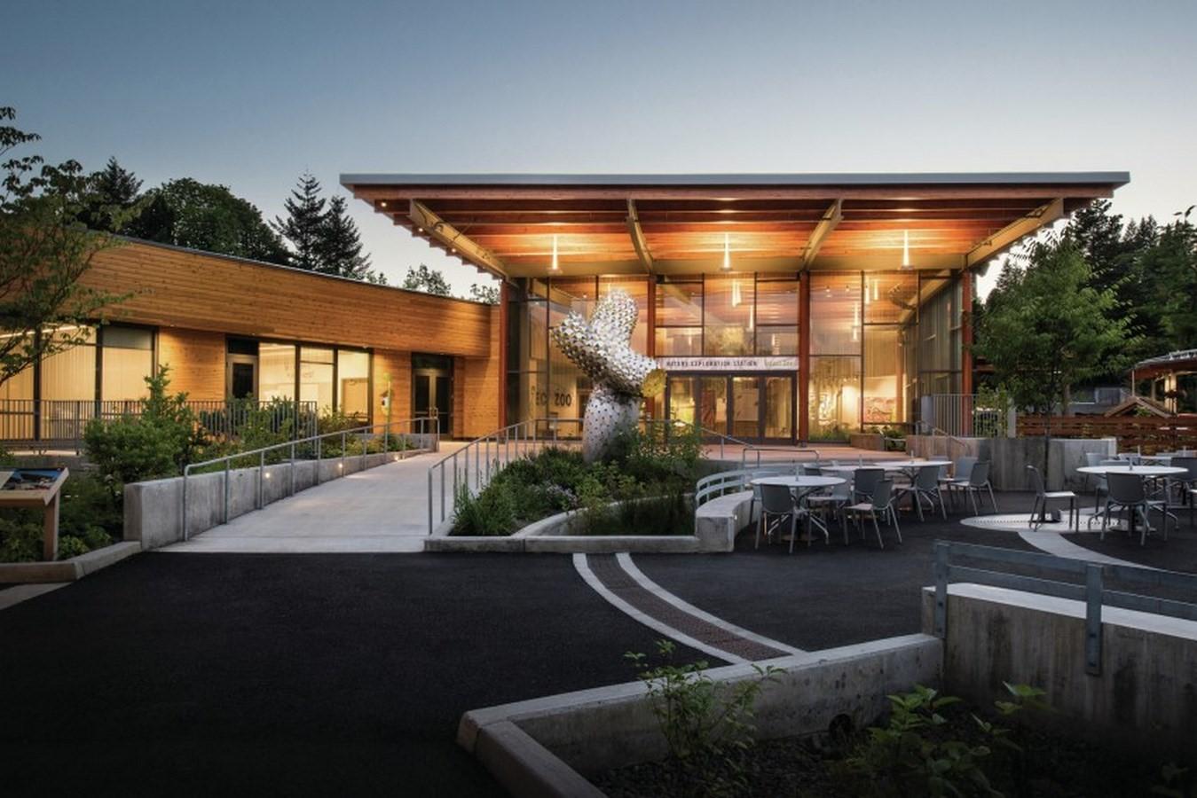 Oregon Zoo Education Centre - Sheet2