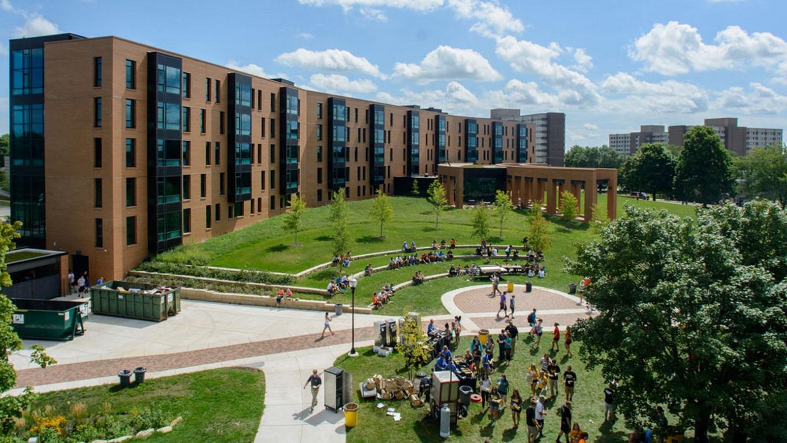Horizon Village, University of Wisconsin - Sheet1