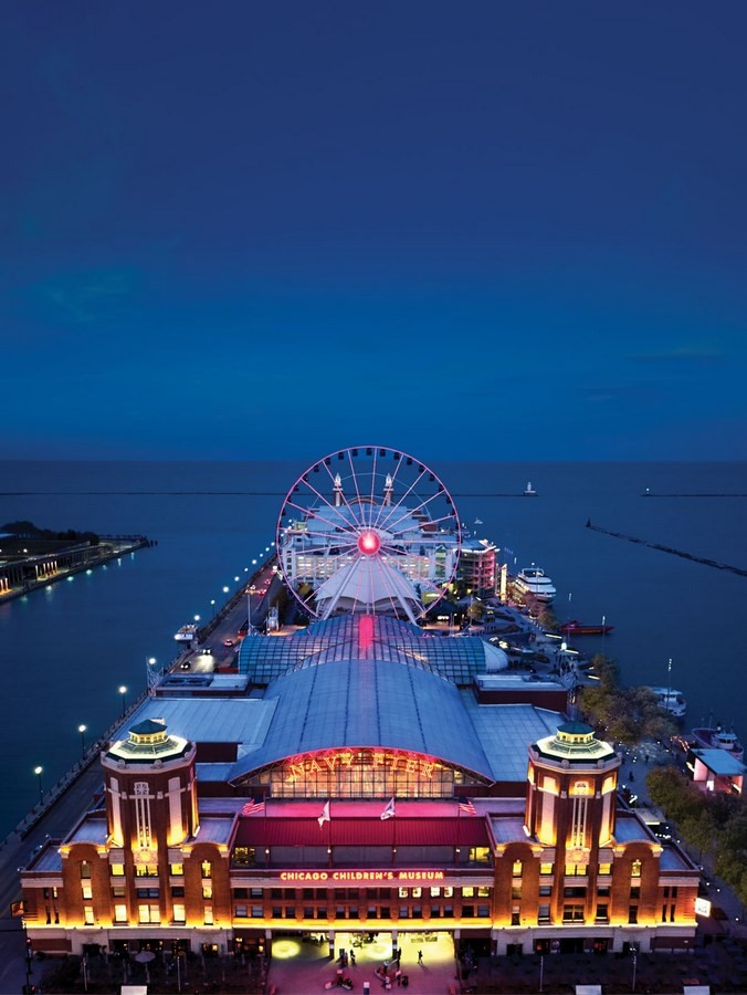 Navy Pier, Chicago - Sheet1