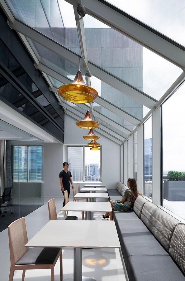 Pulte Group Headquarters, Atlanta - Sheet3