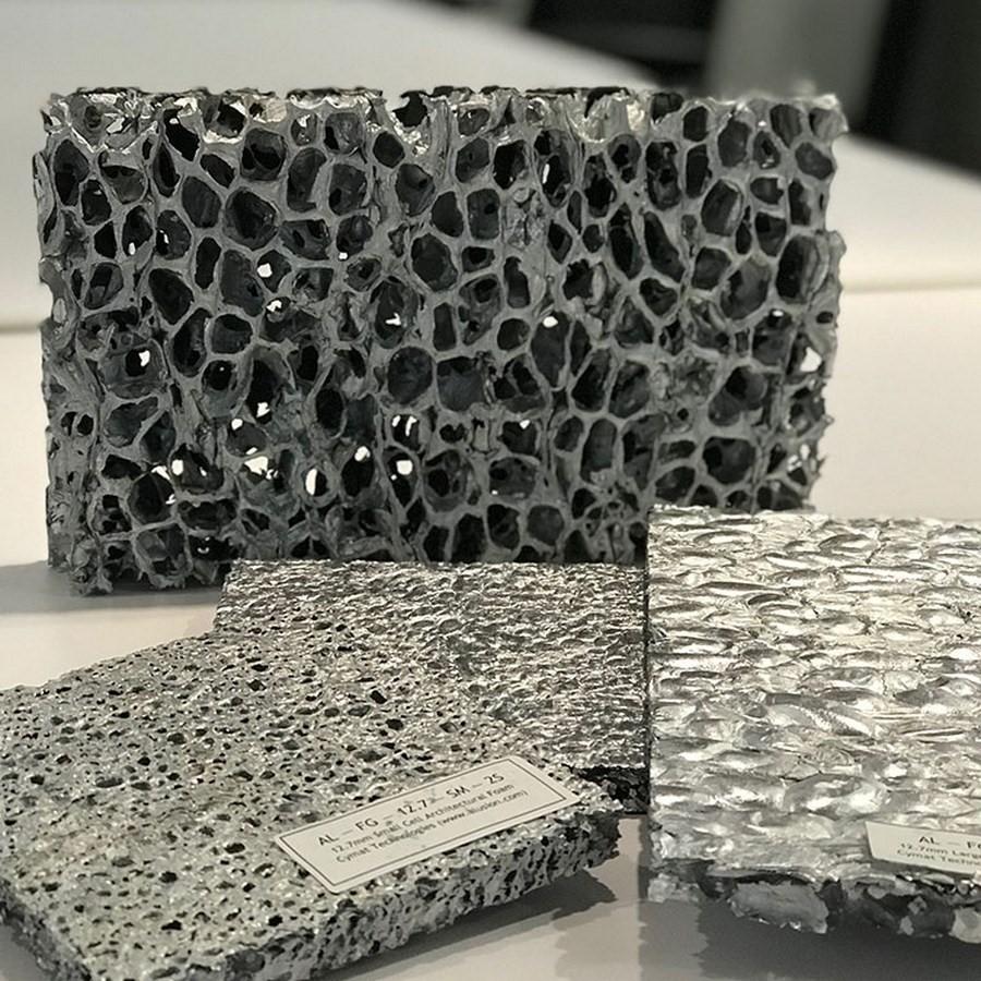 Aluminium Foam - Sheet1