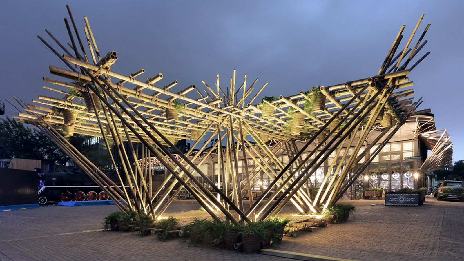 10 Different construction materials around the globe-Bamboo -1