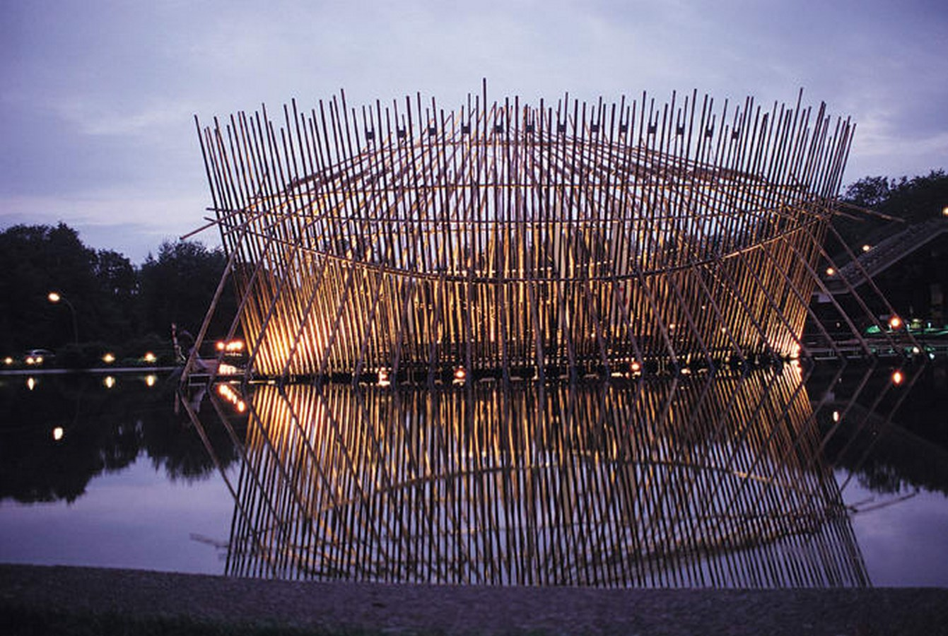 10 Different construction materials around the globe-Bamboo -2