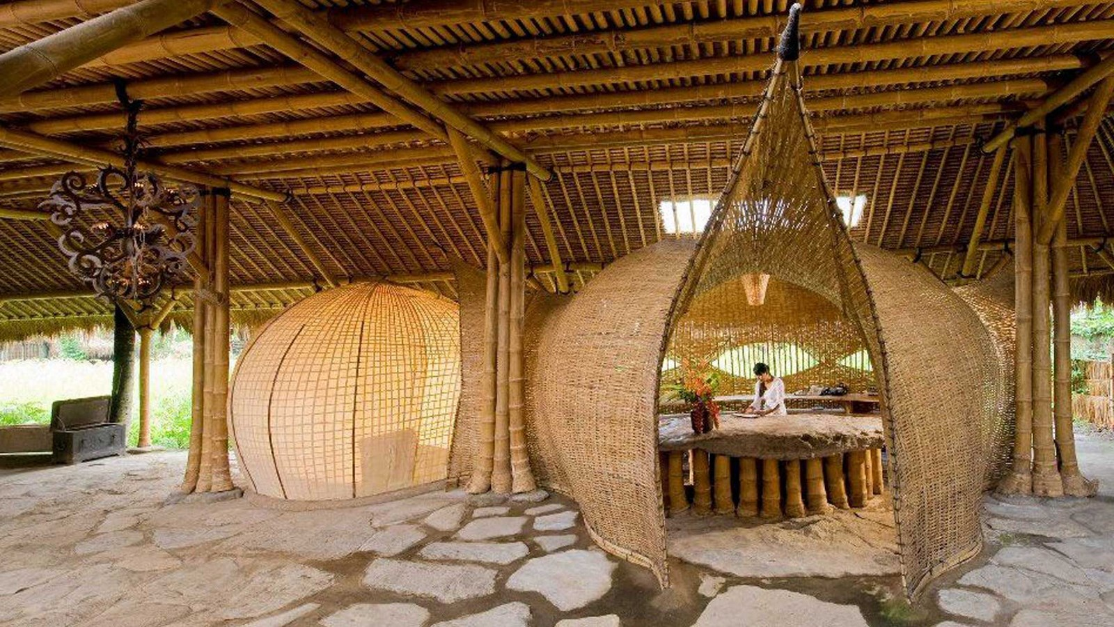 10 Different construction materials around the globe-Bamboo -3