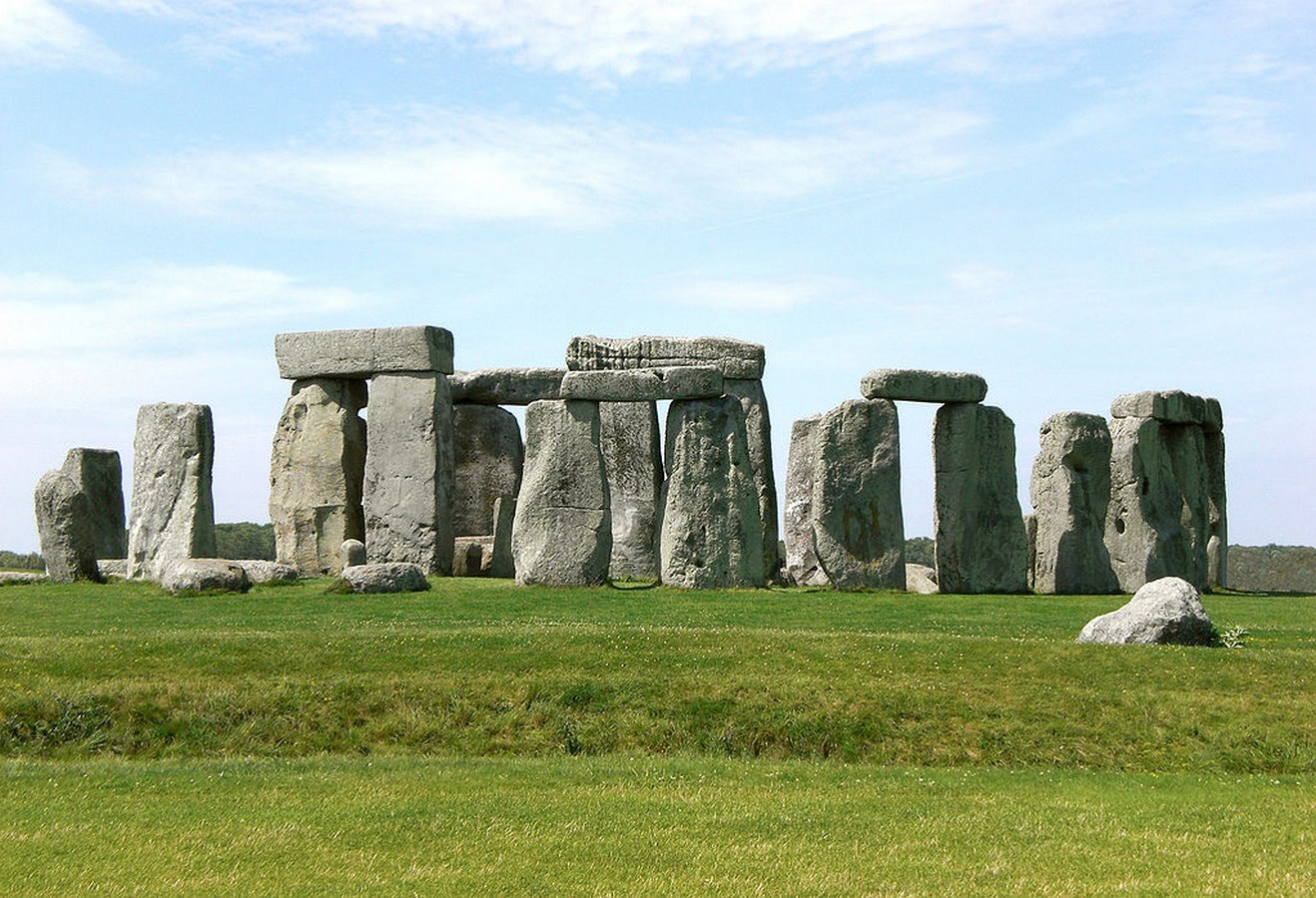 10 Different construction materials around the globe-Stone -2