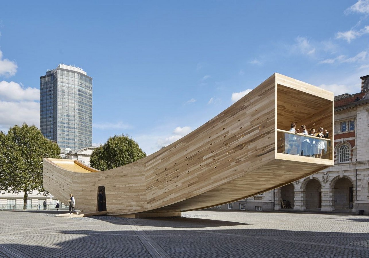 10 Different construction materials around the globe-Wood -4