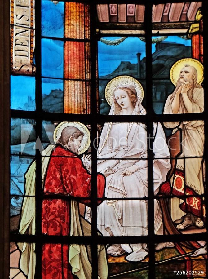 Church of Notre Dame des Champs, Paris - 1867 - Sheet2
