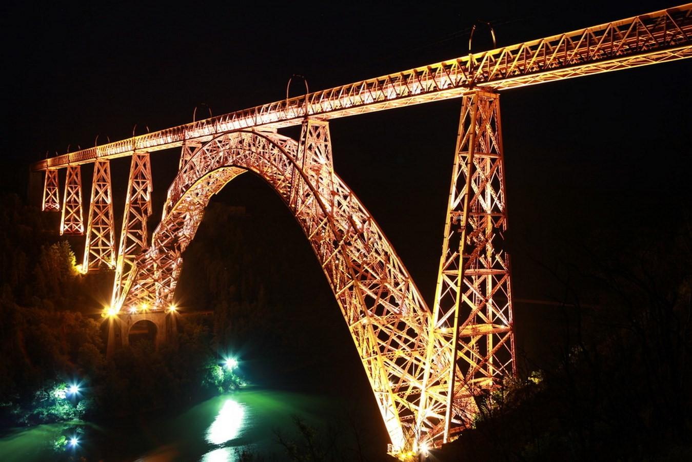 Garabit Viaduct, France – 1884 - Sheet2