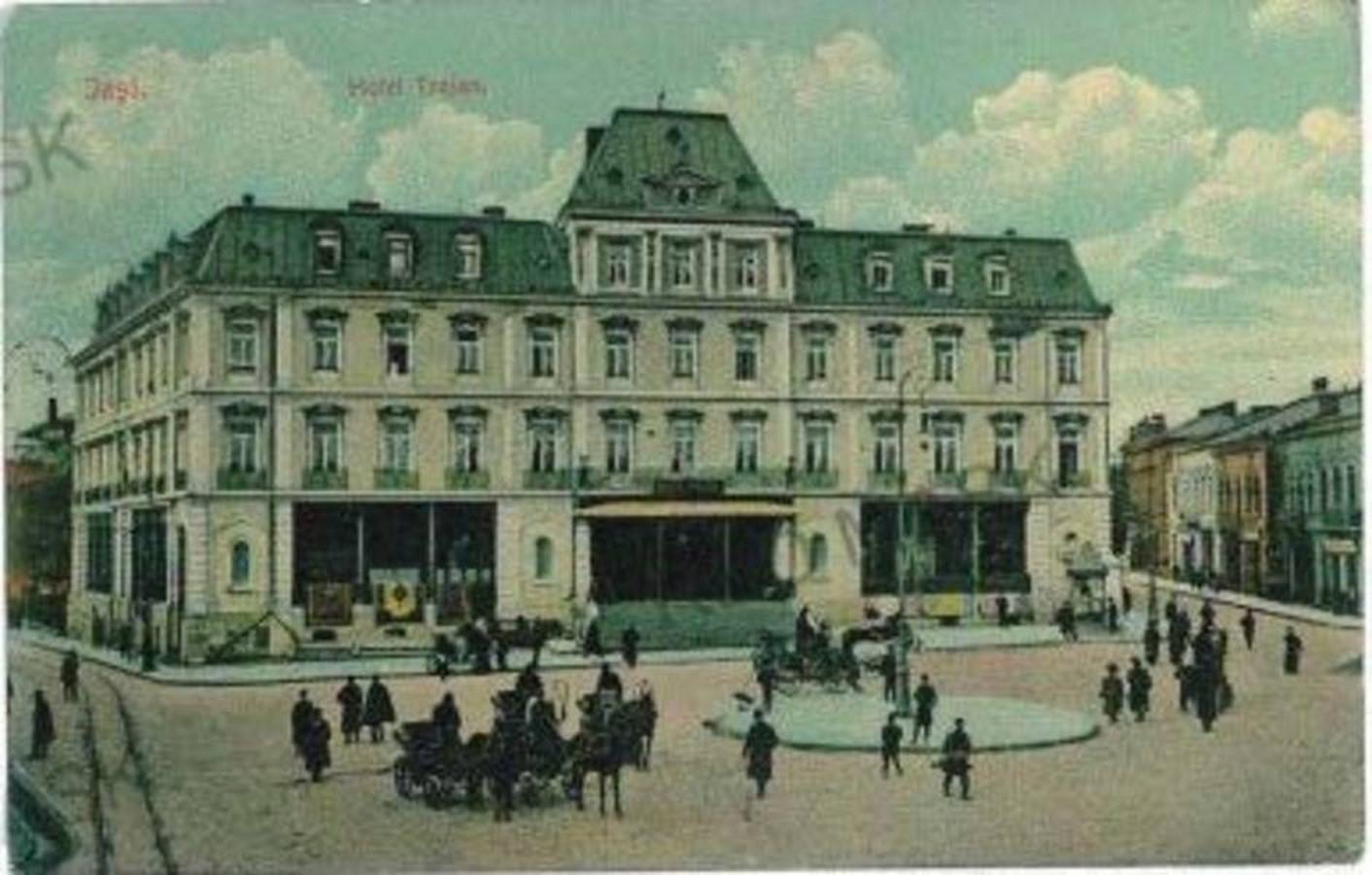 Grand Hotel Traian - 1882 - Sheet3