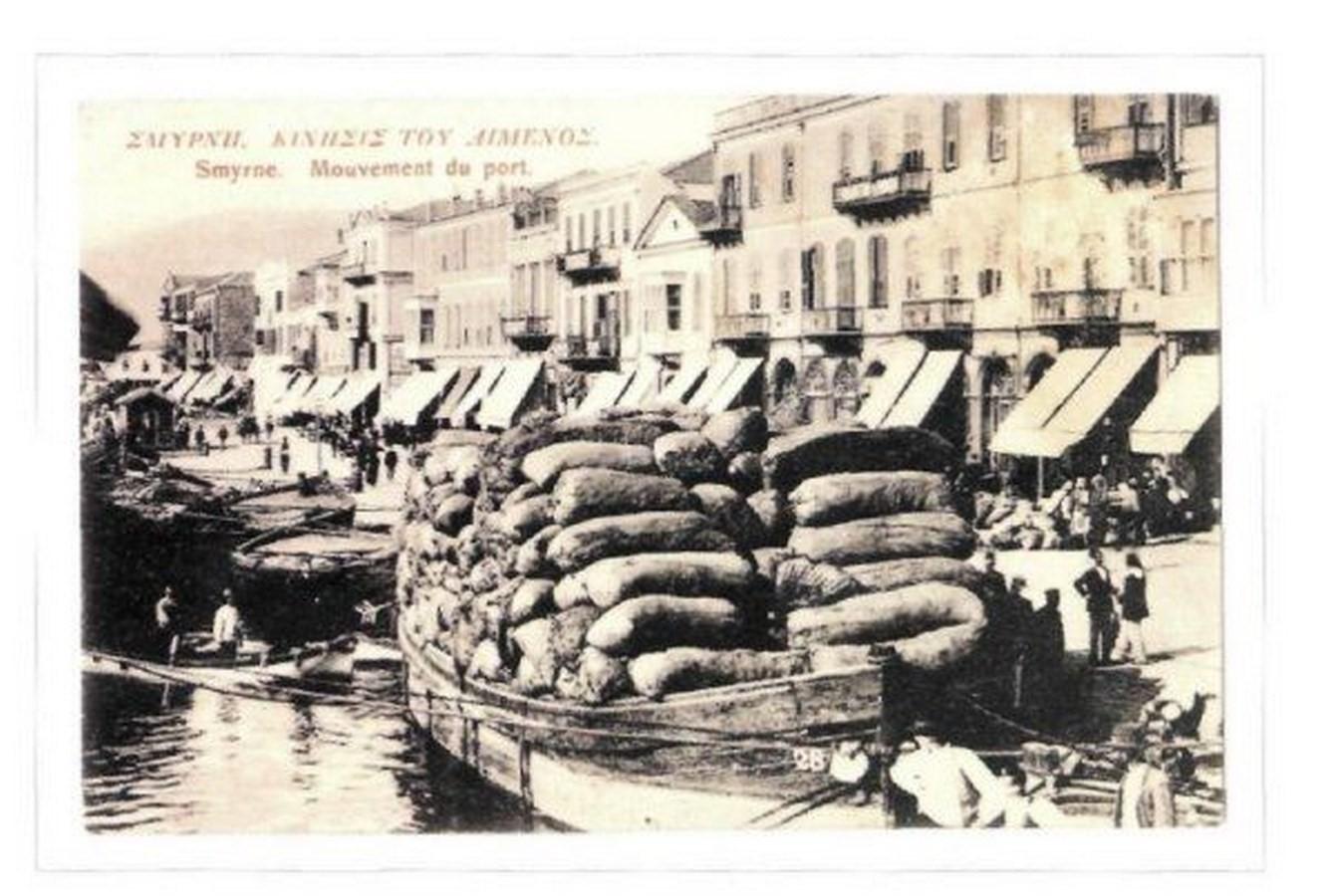 Gustave Eiffel - Konak Pier, Konak, Izmir – 1890 - Sheet4