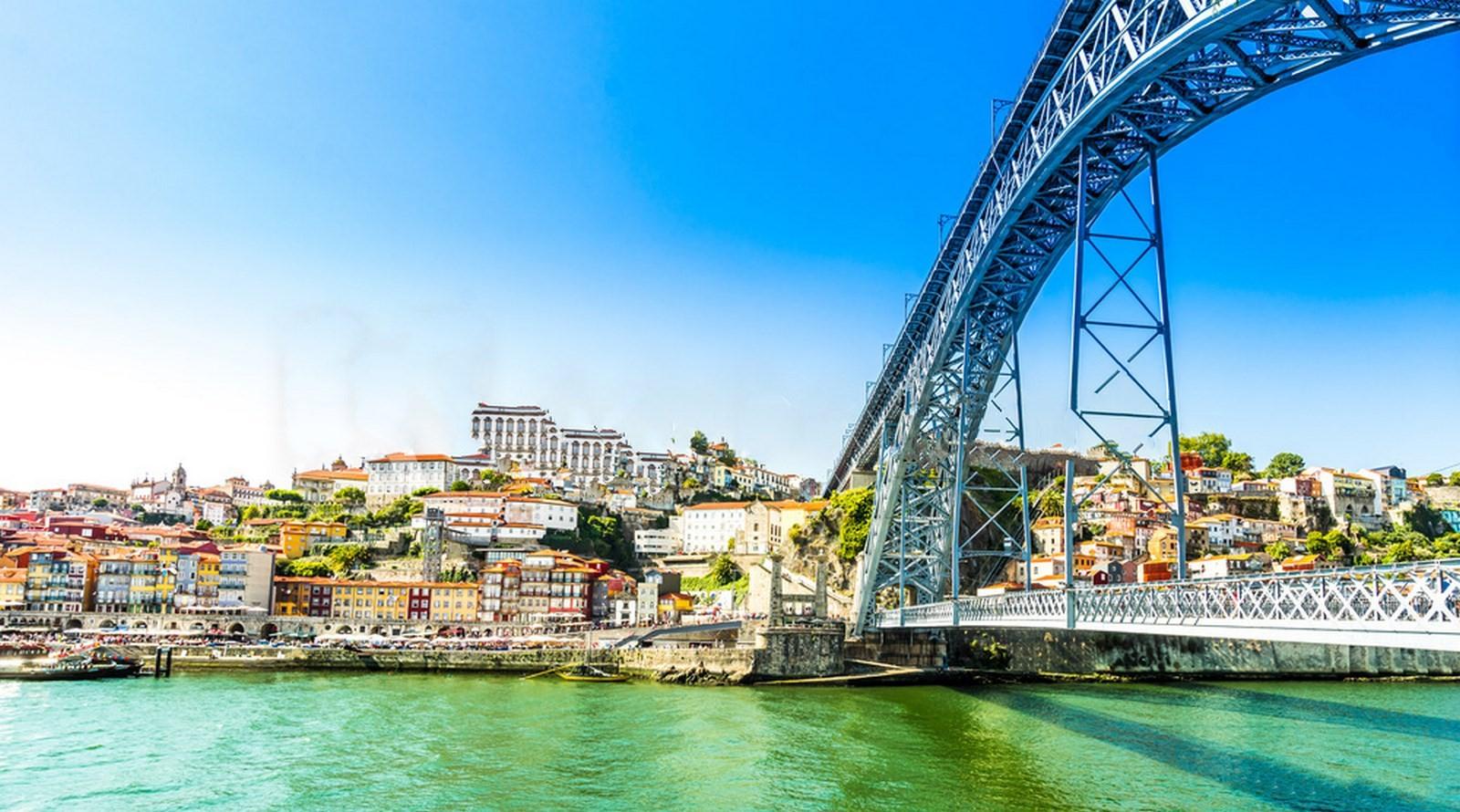 Maria pia bridge, Portugal - 1877 - Sheet3