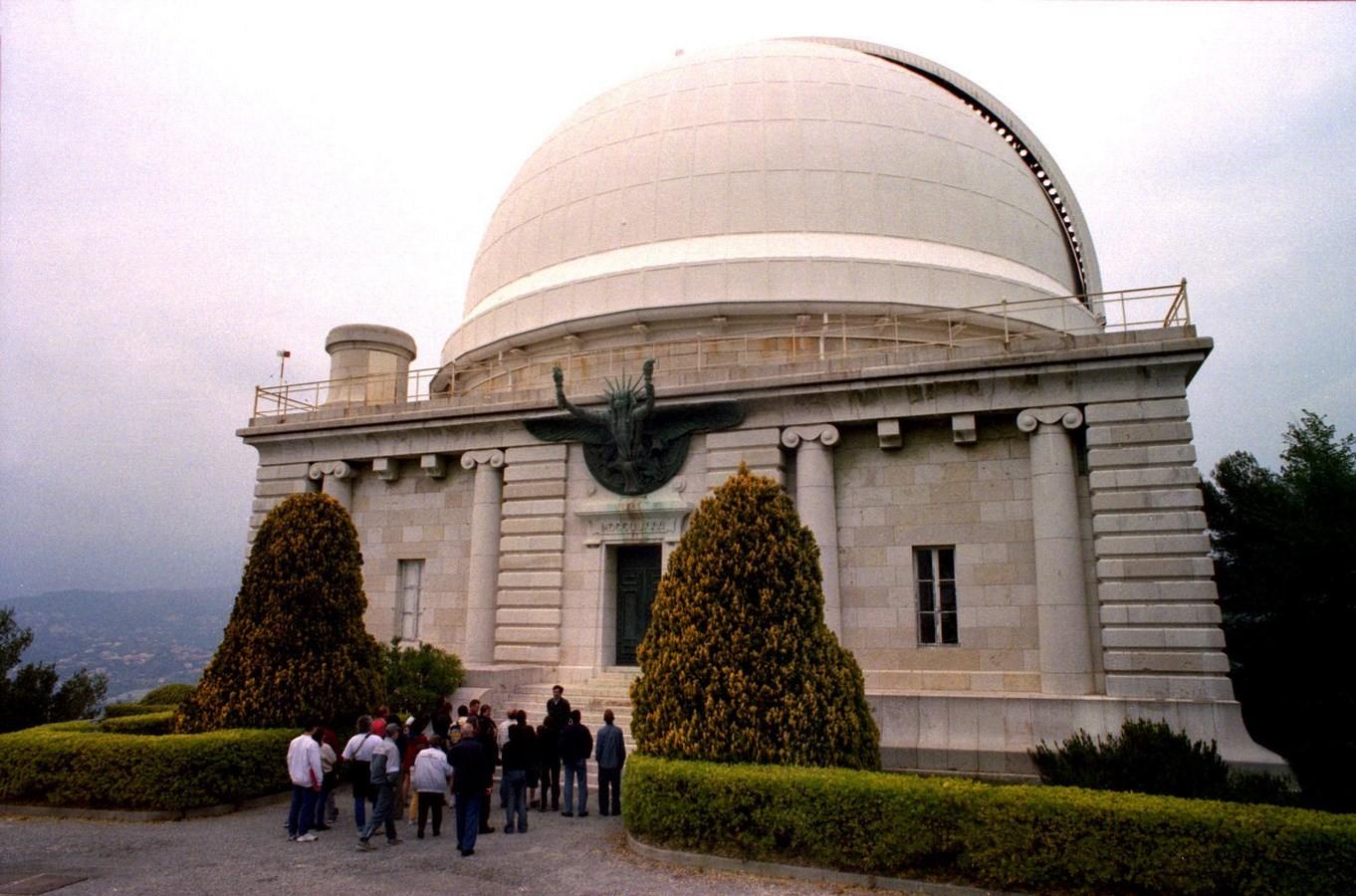 Nice Observatory, Nice, France – 1886 - Sheet4