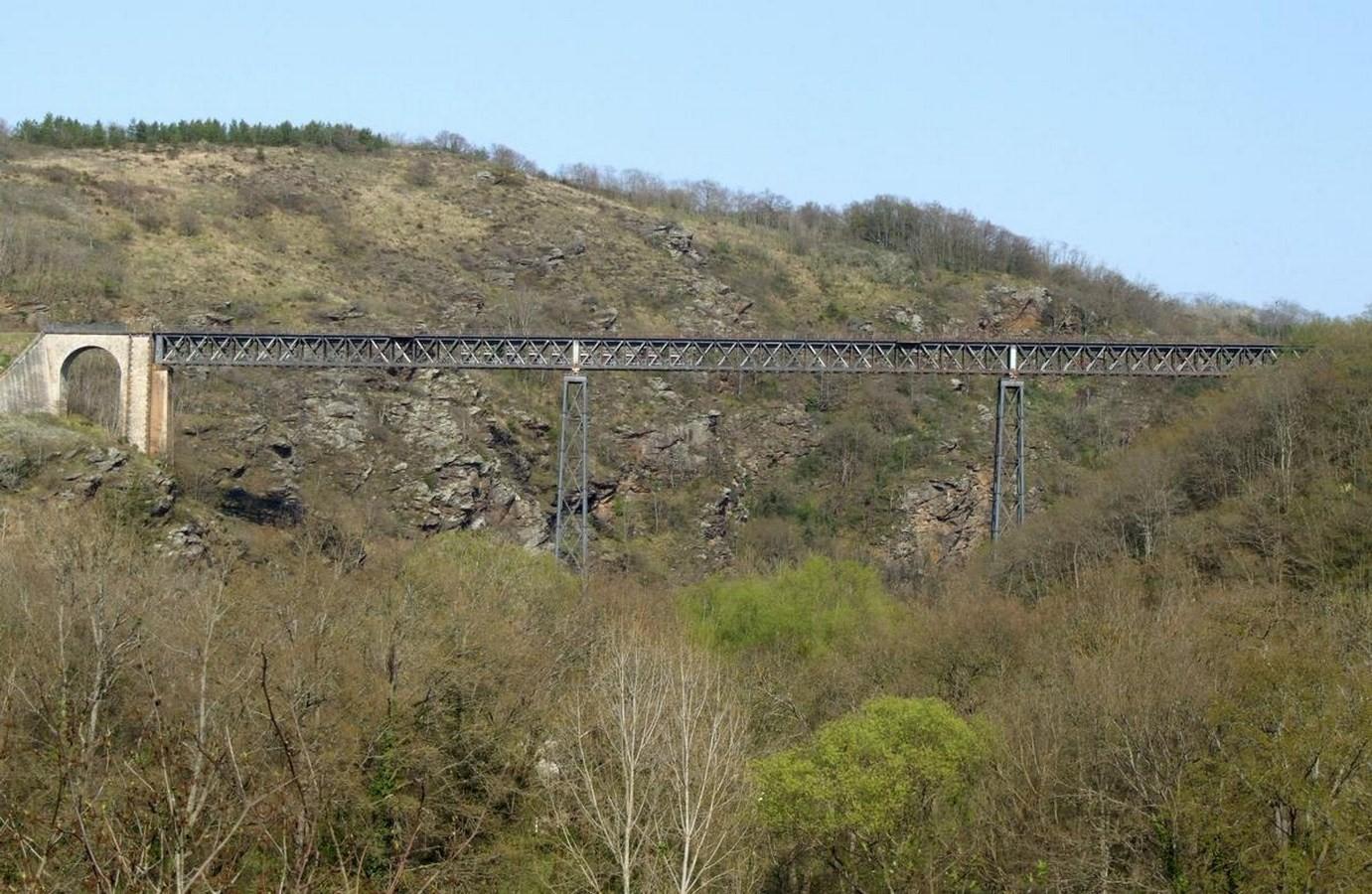 Rouzat Viaduct, Gannat, France – 1867 - Sheet3