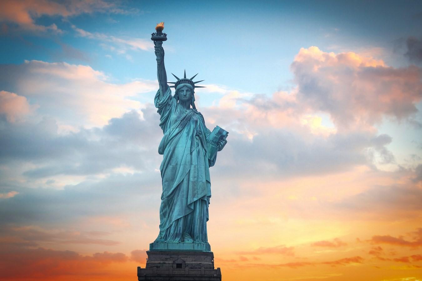 Statue of Liberty, New York – 1886 - Sheet4