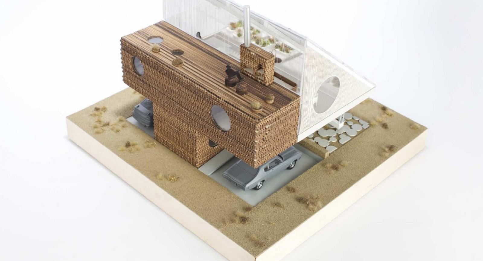 ARIZONA HOUSE - Sheet2