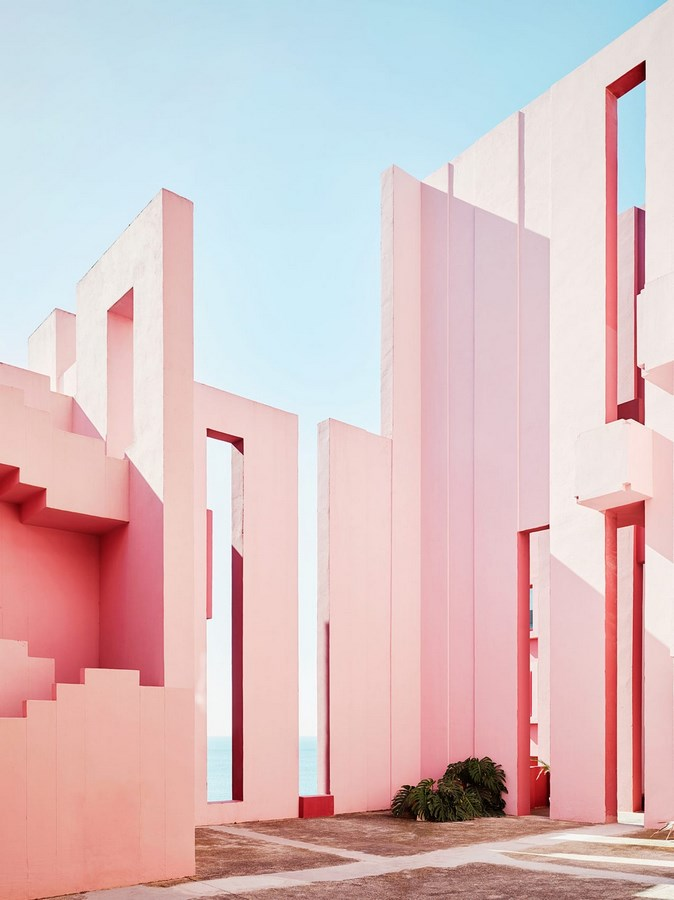 How famous Architects use color in architecture -2