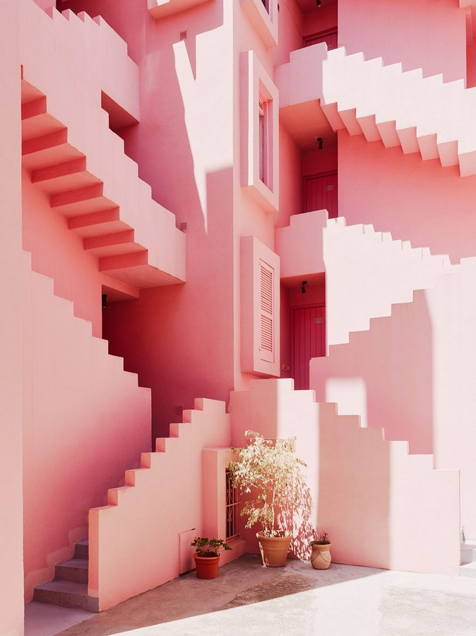 How famous Architects use color in architecture -5