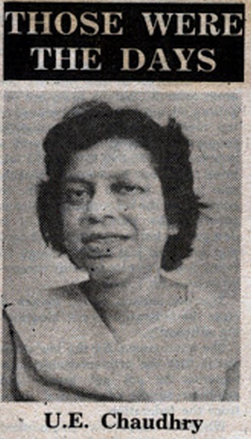 Eulie Chowdhury- First known woman in Indian Architecture -9