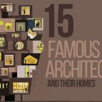 15 Famous Architects And Their Homes - Rethinking The Future