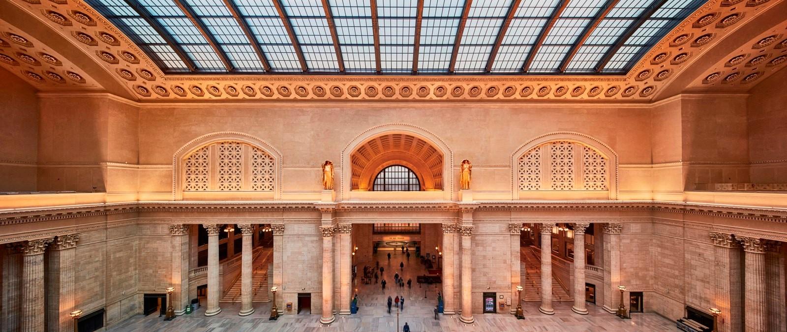 Chicago Union Station, Chicago [1925] - Sheet1