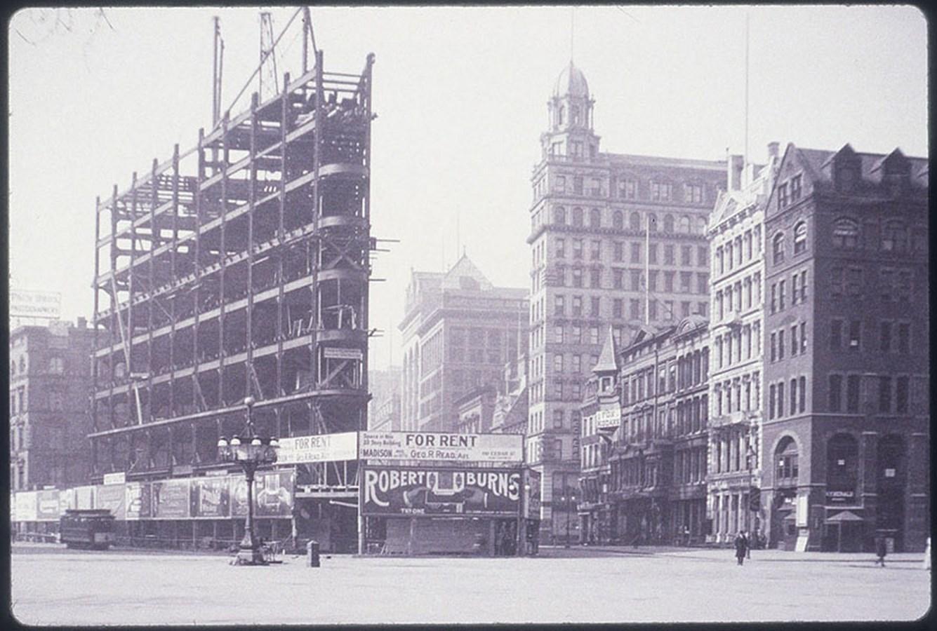 Flatiron Building, New York [1902]. - Sheet4