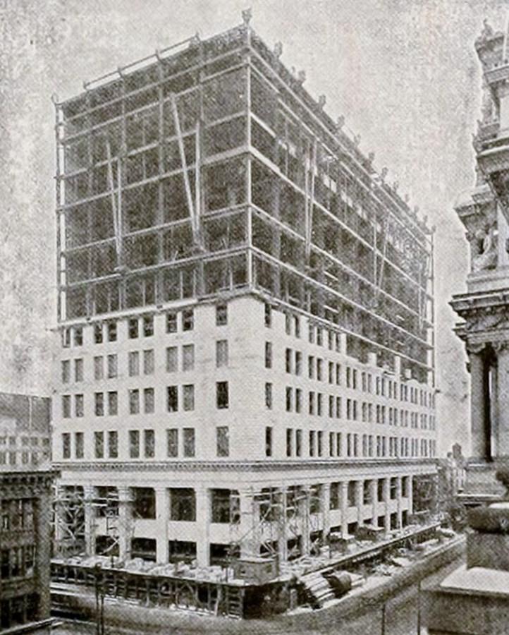 John Wanamaker Department Store, Philadelphia [1910] - Sheet1