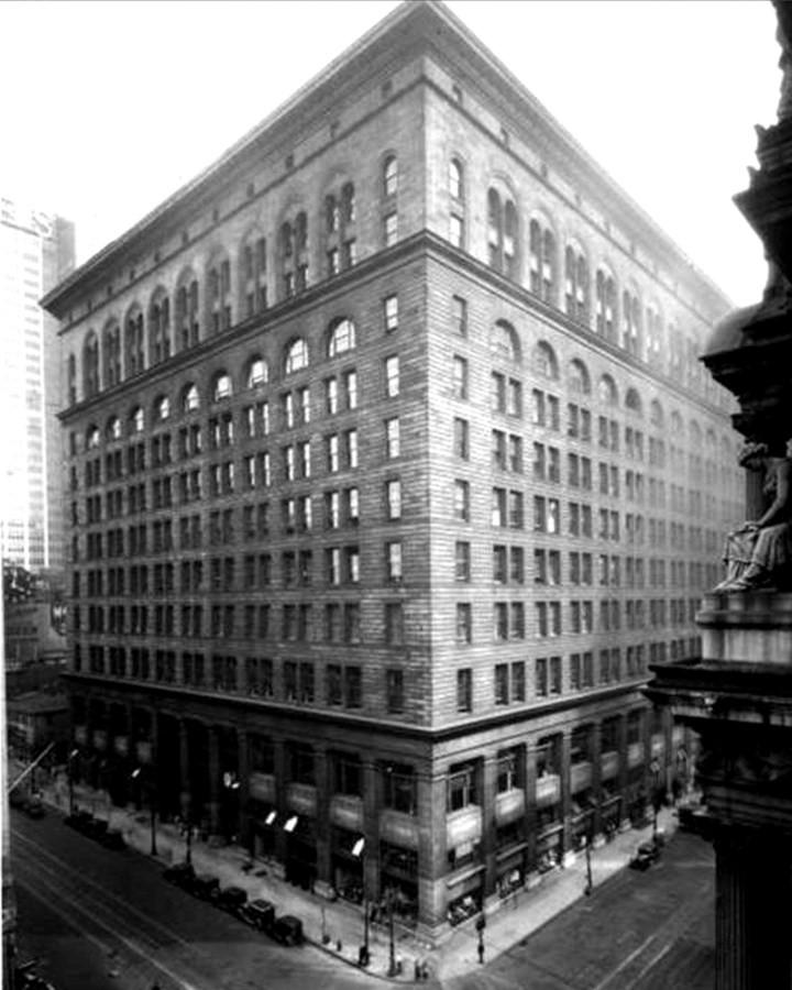 John Wanamaker Department Store, Philadelphia [1910] - Sheet2