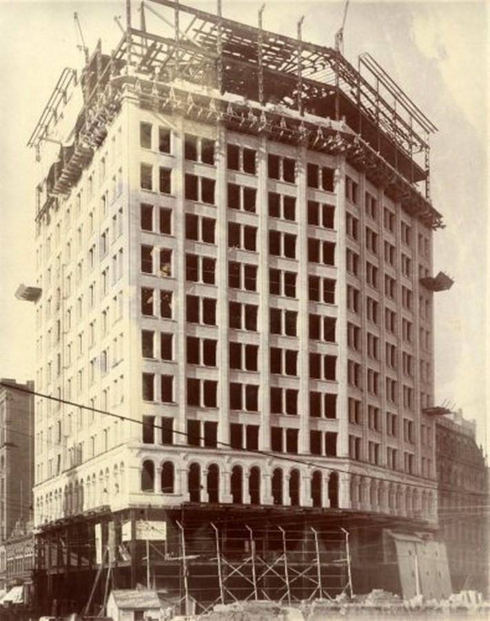 Majestic Building, Detroit [1896] - Sheet3