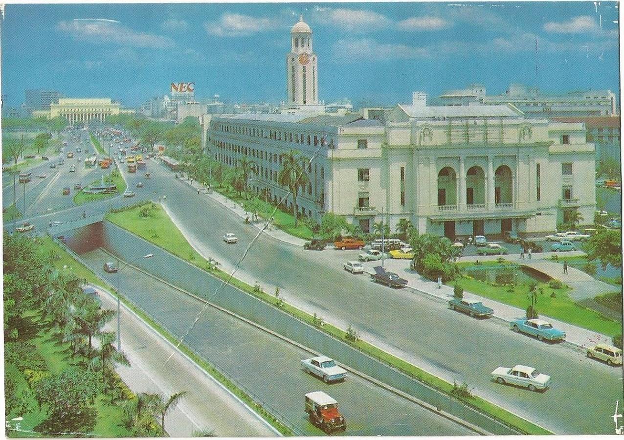 'Manila' City Planning, Philippines[1904] - Sheet1