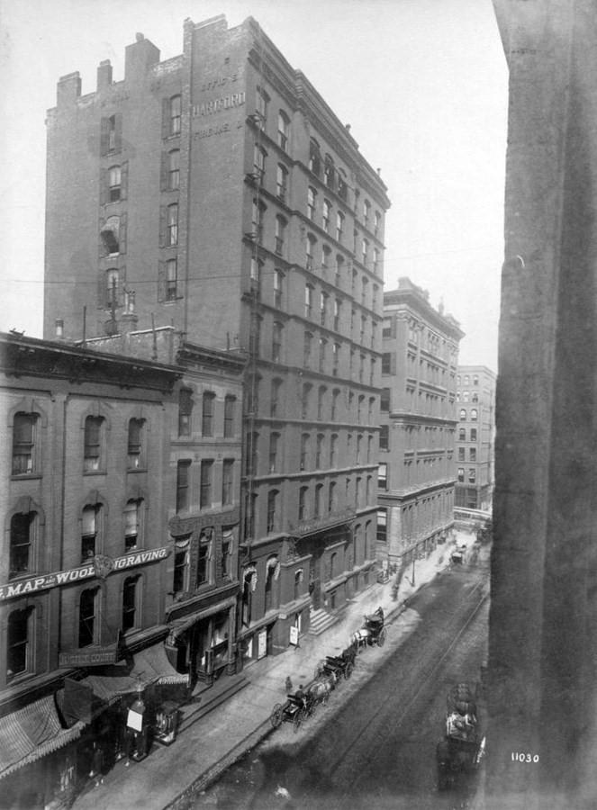 Montauk Building, Chicago [1883] - Sheet3