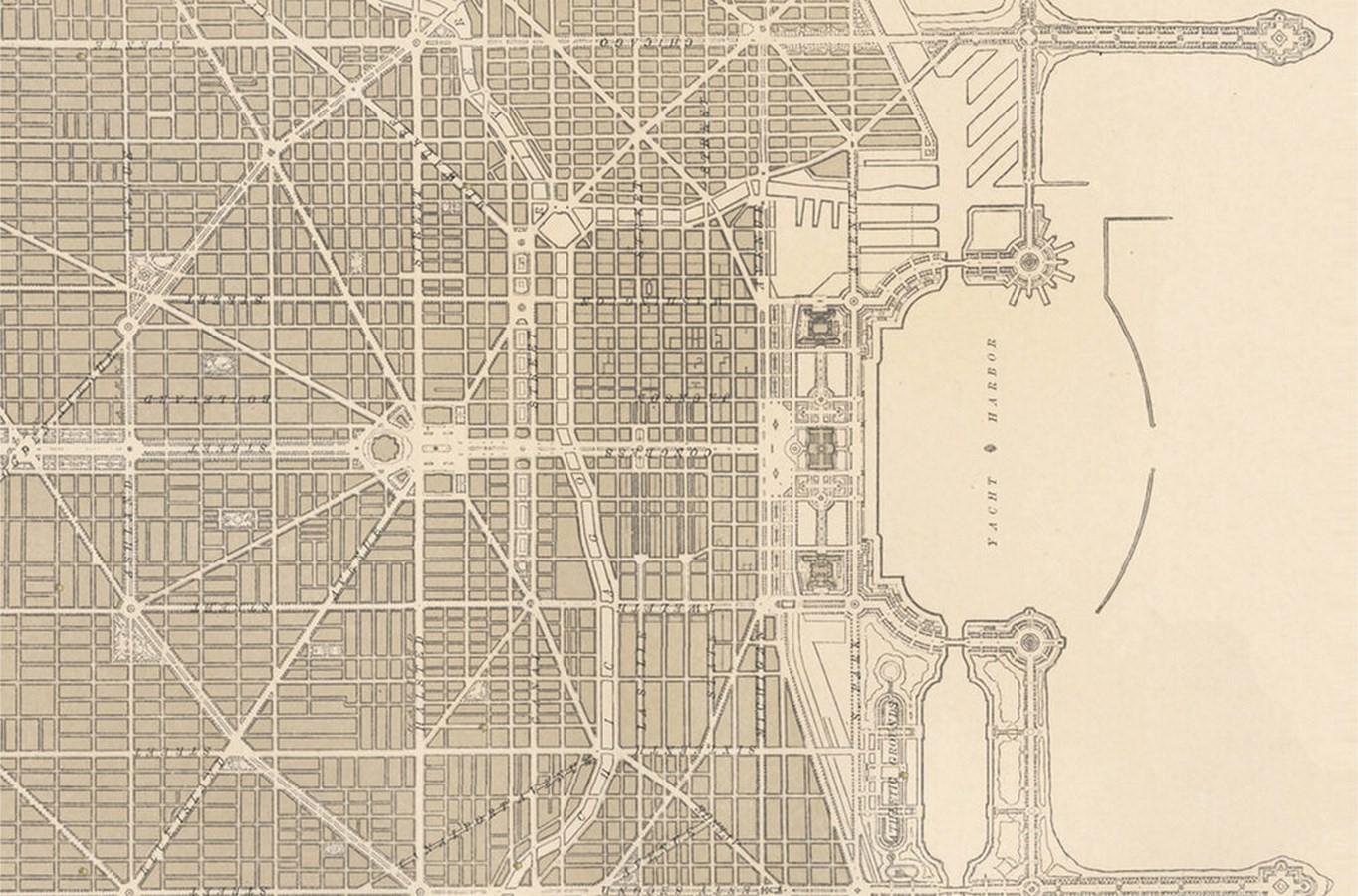 Plan of Chicago, 1909. - Sheet1