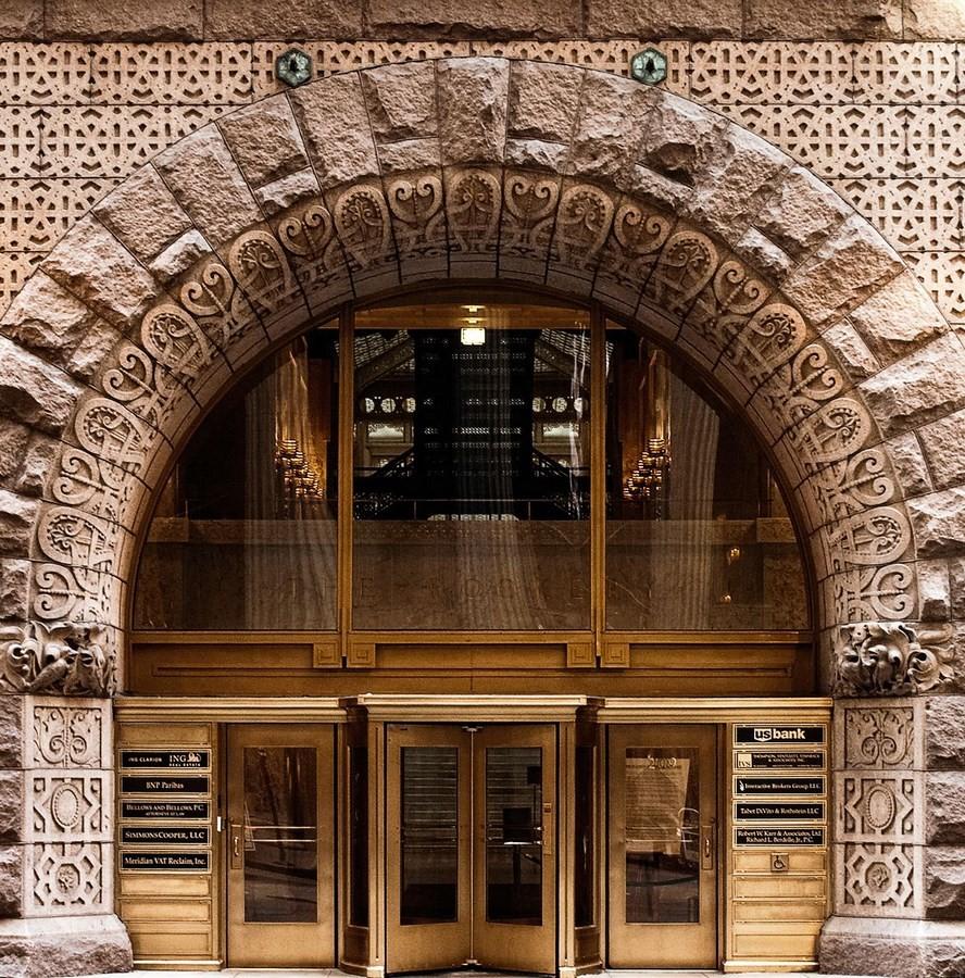 Roorkey Building, Chicago [1888] - Sheet2