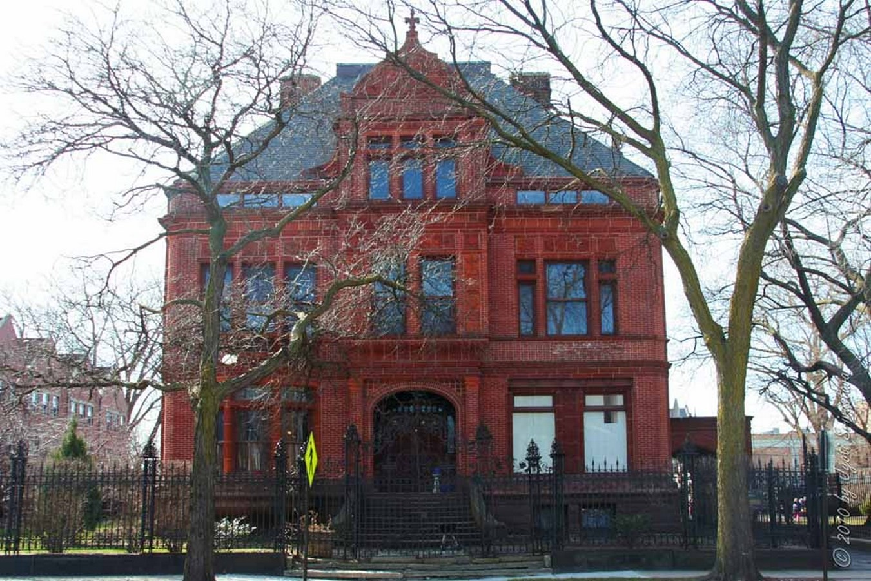 Sydney Kent House, Chicago [1883] - Sheet2