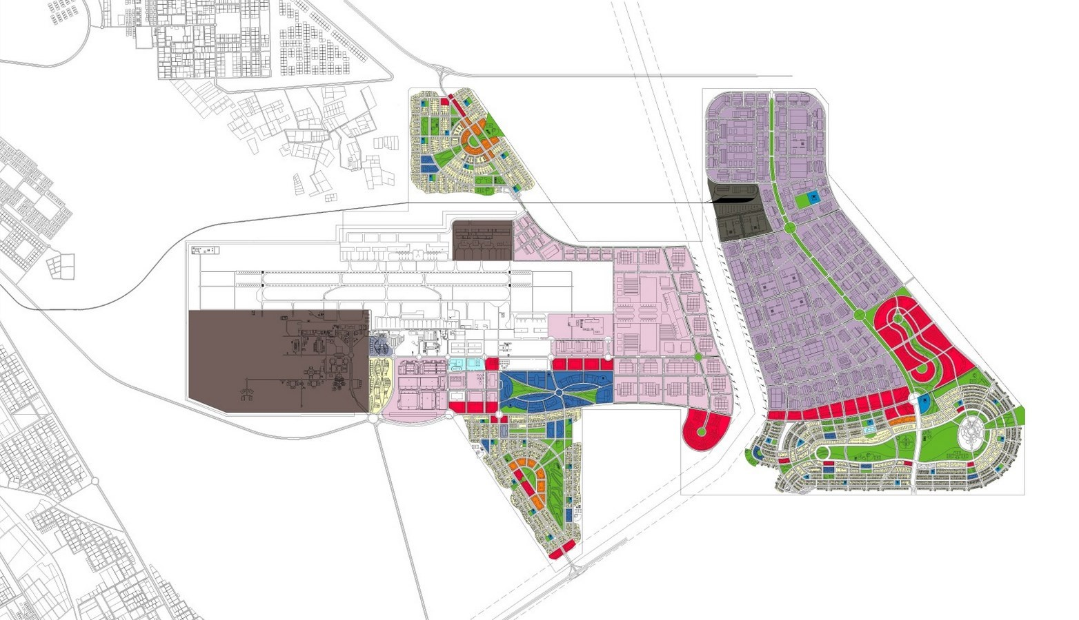 Al Ain International Airport Master Plan - Sheet2
