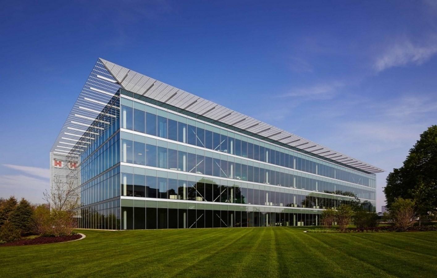 Hub Group International Headquarters - Sheet1