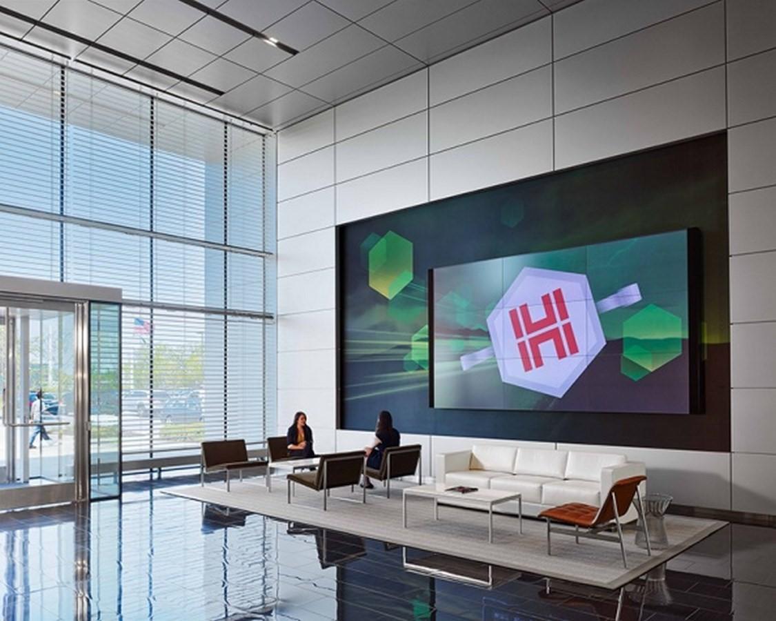Hub Group International Headquarters - Sheet3