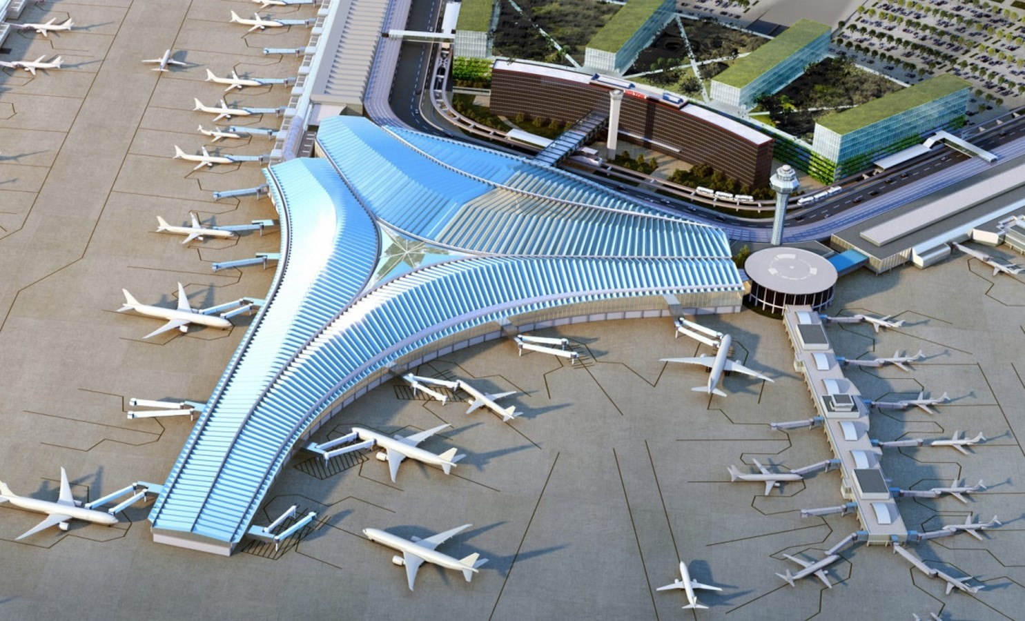 O'Hare Global Terminal - Sheet1