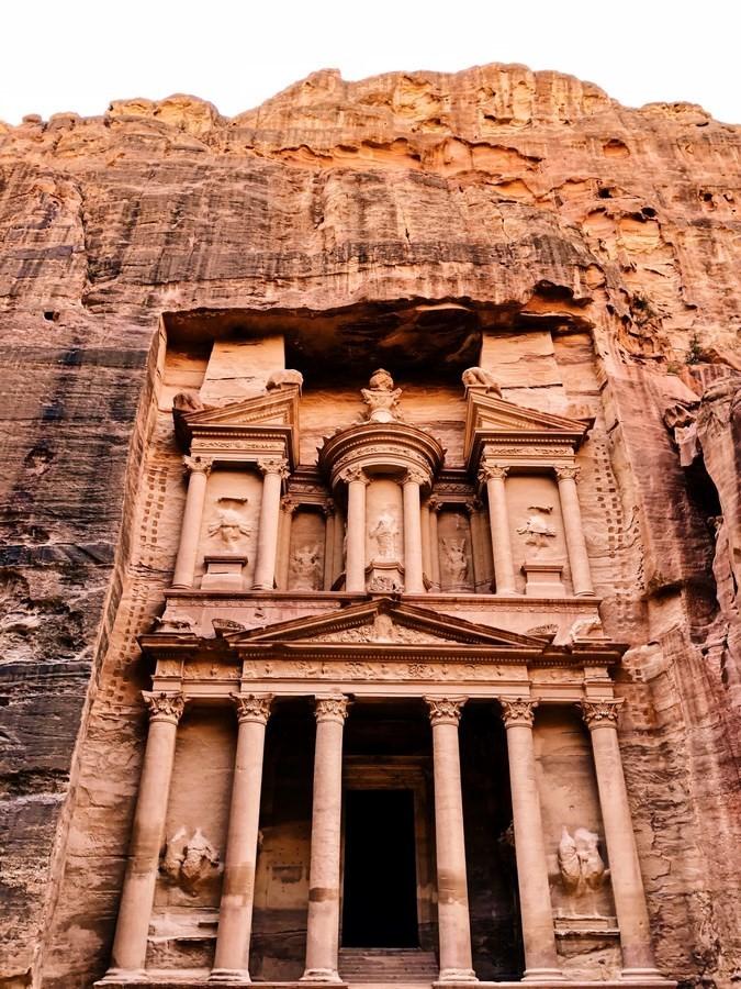 Al Khazneh- Petra, Jordan - Sheet3