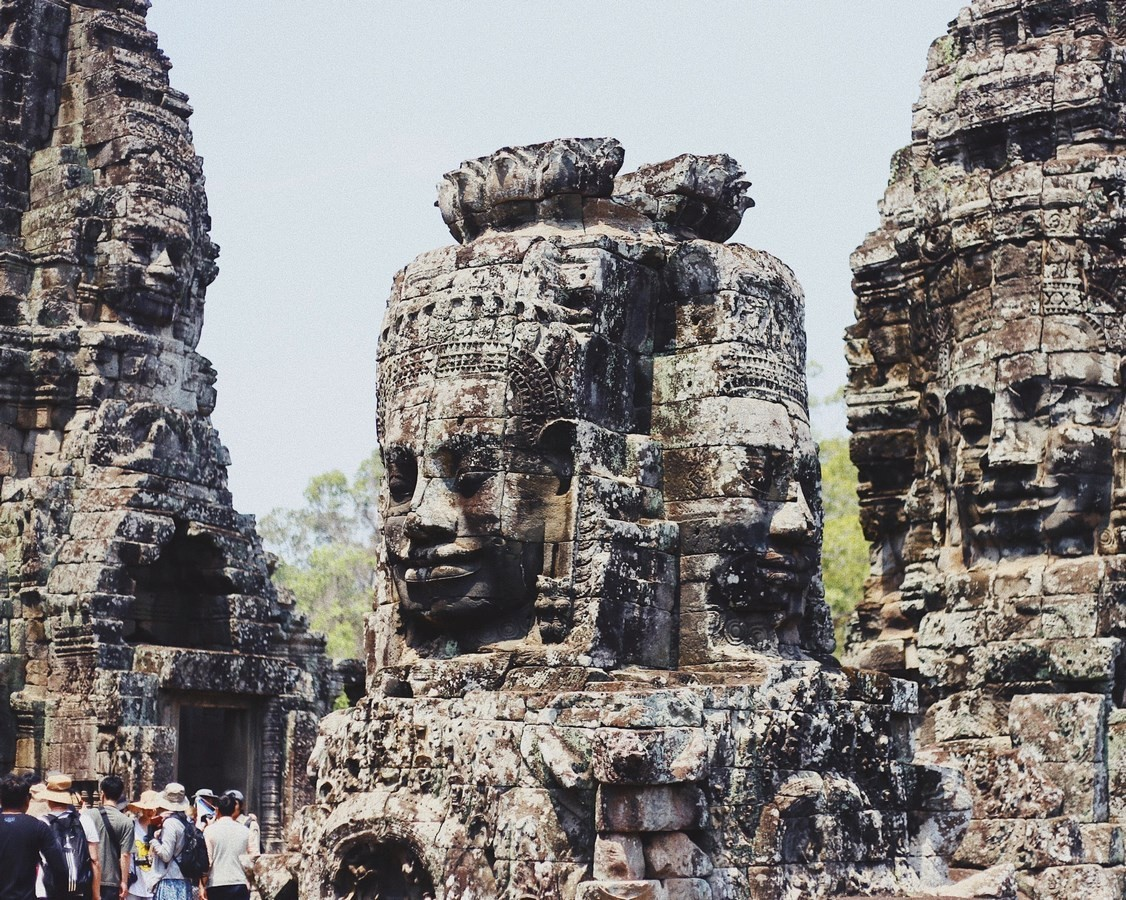 Angkor Wat - Siem Reap, Cambodia - Sheet2