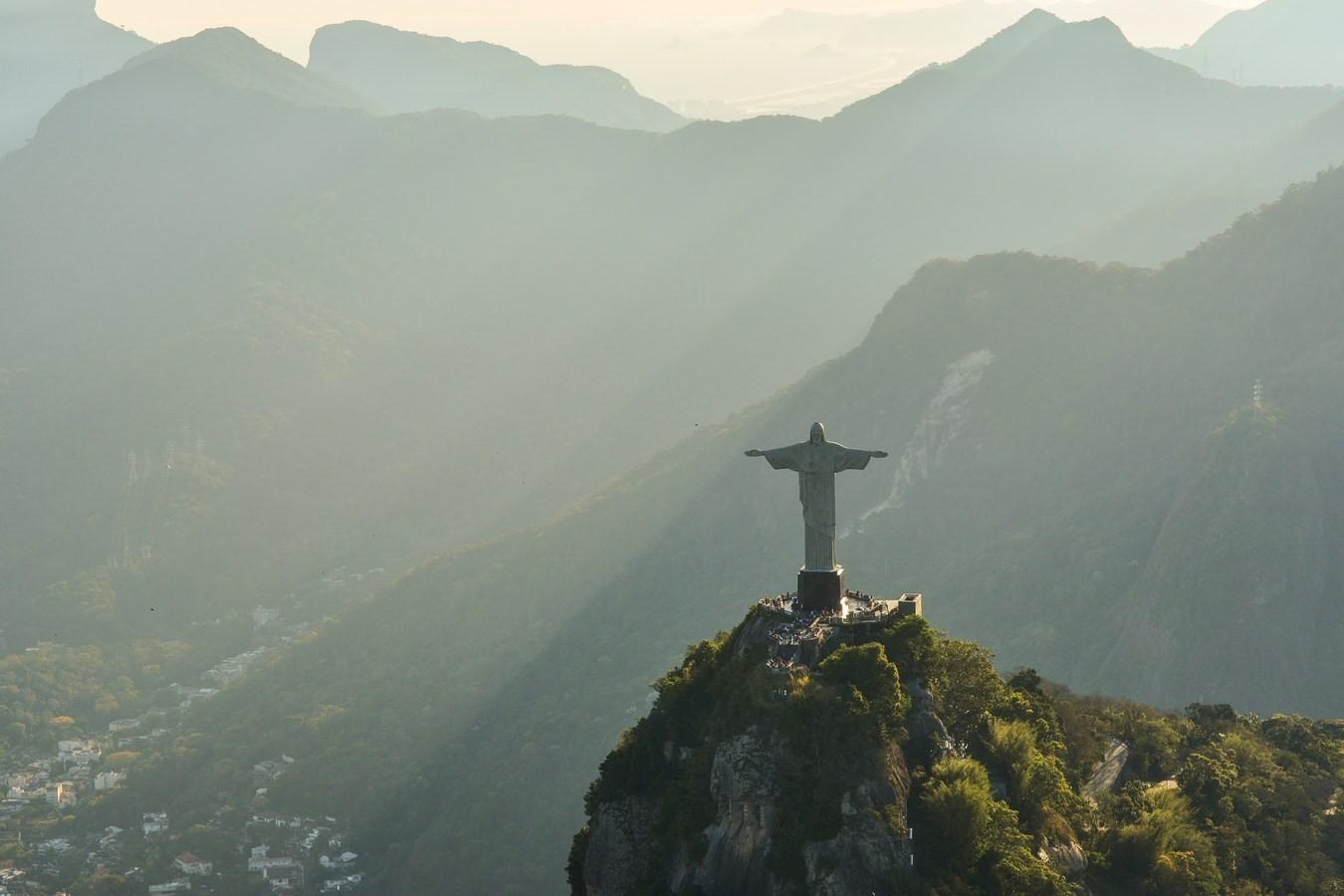 Christ the Redeemer - Rio de Janeiro, Brazil - Sheet2