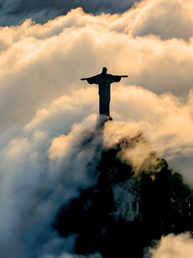 Christ the Redeemer - Rio de Janeiro, Brazil - Sheet3